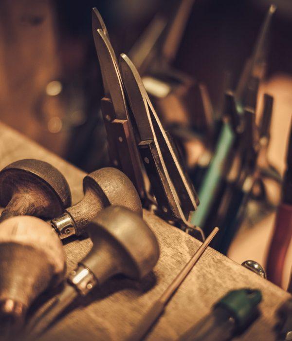 narzędzia jubilerskie